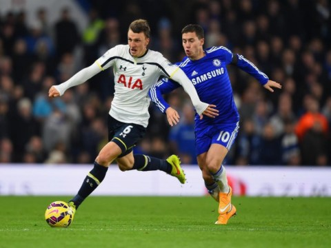 Tottenham's Vlad Chiriches 'to be January transfer target for Roma'