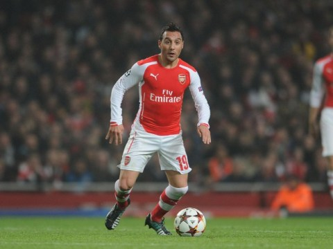 508b16170 Arsenal players have free-kick accuracy measured in training drill