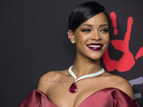 Rihanna is the very first black woman to star in a Dior campaign
