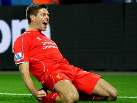 Steven Gerrard surpasses Arsenal legend Ian Wright after scoring in Liverpool win over Leicester City