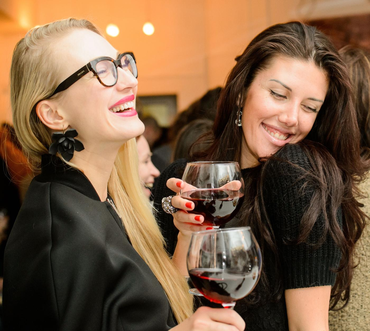 Drinking a bottle of wine a day keeps the doctor away, says scientist