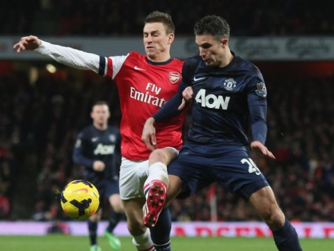 Ex-Arsenal midfielder Emmanuel Frimpong reveals reason why Robin van Persie left for Manchester United