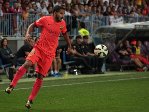 Douglas' mooted loan move to Everton leaves Luis Enrique's Barcelona defence looking very unsettled
