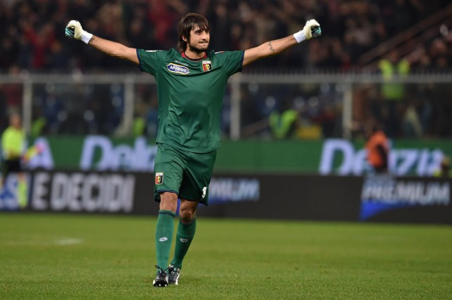 Liverpool close on £12m Mattia Perin transfer as agent confirms talks