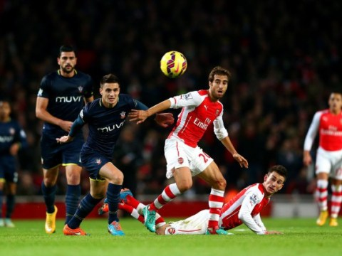 Koscielny outstanding, Ramsey awful: How Arsenal's players rated against Southampton