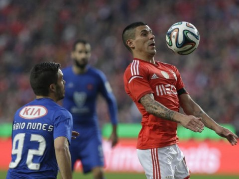 Liverpool given £4 million asking price by Benfica for potential Glen Johnson replacement Maxi Pereira