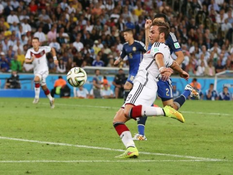 Mario Gotze's World Cup winning boot raises nearly £2m for charity