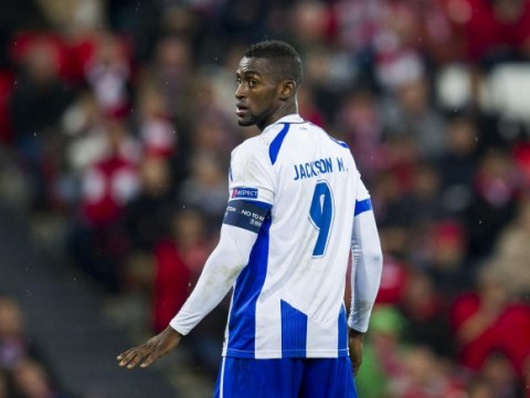 Arsenal, Liverpool and Tottenham target Jackson Martinez won't quit Porto in January transfer window