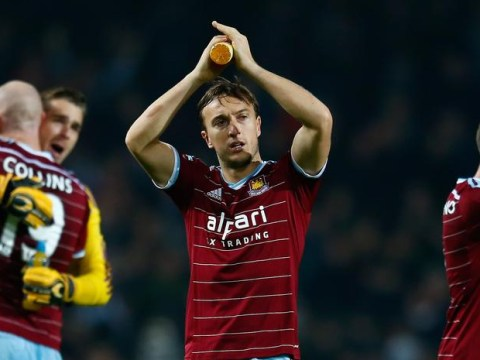 Mark Noble brilliantly puts the festive football fixture list into perspective
