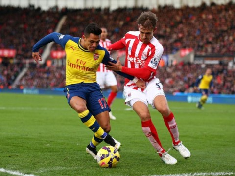 Alexis Sanchez open goal miss sums up Arsenal's performance at Stoke