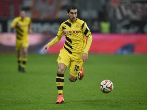 Could Liverpool finally land Borussia Dortmund's Henrikh Mkhitaryan in the January transfer window?