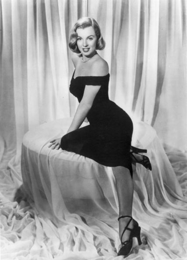 Marilyn Monroe was rarely seen without a pair of heels (Picture: Getty Image)