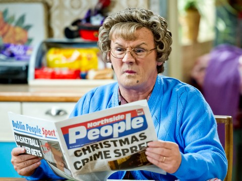 Mrs Brown's Boys is going fully live for a one-off special: 'They've lost their minds!'
