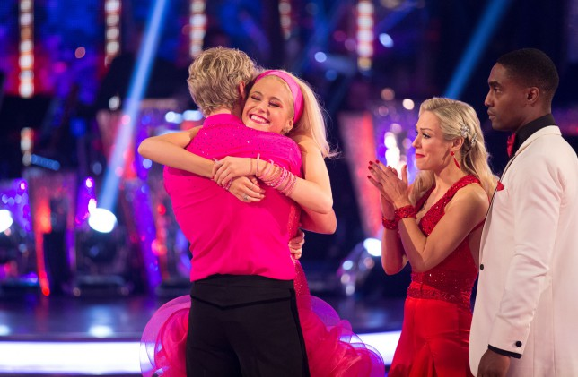 Strictly Come Dancing 2014: Pixie Lott