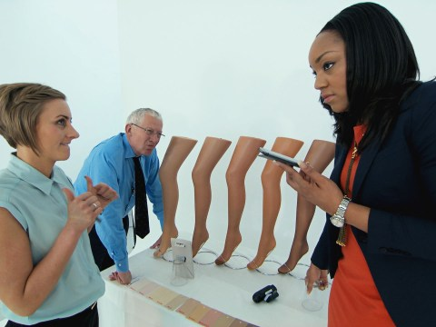 Why Bianca Miller should have won The Apprentice with her skin coloured tights in every shade