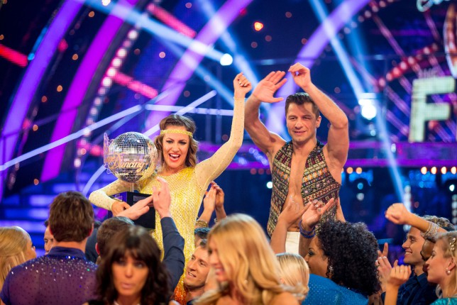 Strictly Come Dancing 2014 final