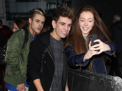 X Factor's Casey Johnson defends Stereo Kicks bandmate Jake Sims after latest drug claims