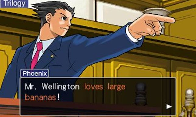 Phoenix Wright Ace Attorney Trilogy Review Objection Overruled