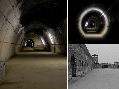 Underground lab where Nazis worked on secret nuclear bomb is uncovered