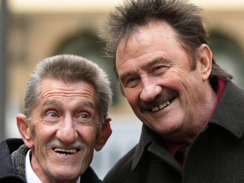 There's an alarming new report that the Chuckle Brothers may be taking over Bake Off