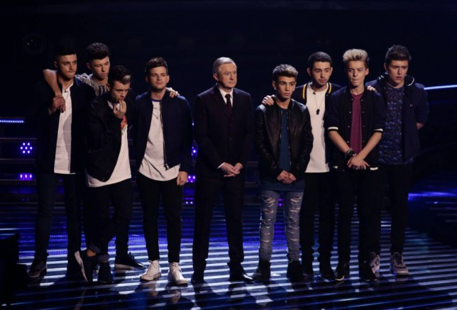 Louis Walsh, Stereo Kicks, The X Factor
