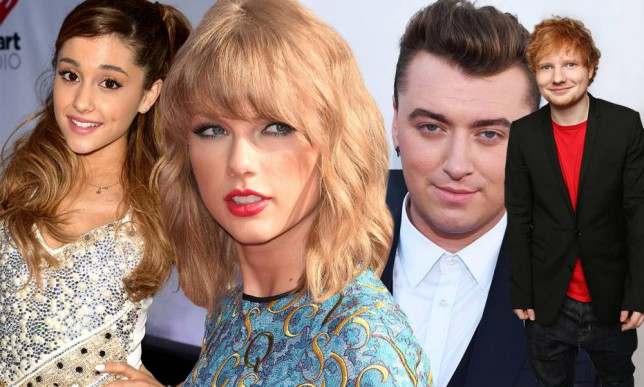 From Sam Smith's Stay With Me to Ella Henderson's Ghost: The songs that haunted us throughout 2014