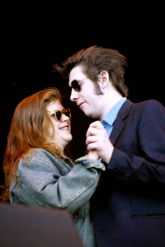 The Pogues' Fairytale of New York featuring Kirsty MacColl