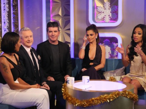 X Factor: Simon Cowell promises 'huge songs and huge production' for the final