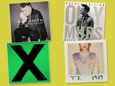 From Taylor Swift to One Direction: The best pop albums of 2014