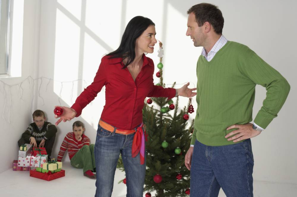 How to survive being back with your family on Christmas after living alone