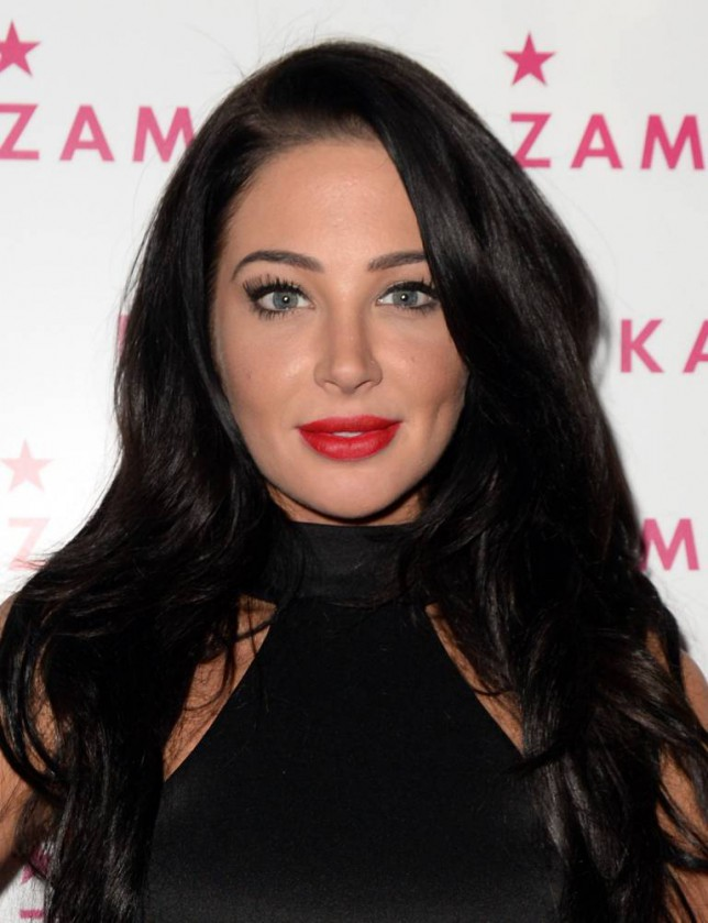 Tulisa set to crack Hollywood