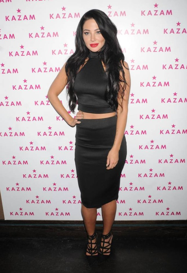 10.DECEMBER.2014 - LONDON - UK TULISA CONTOSTAVLOS   CELEBRITIES ATTEND THE KAZAM TORNADO LAUNCH PARTY HELD AT RAFFLES IN LONDON, UK. BYLINE MUST READ : XPOSUREPHOTOS.COM ***UK CLIENTS - PICTURES CONTAINING CHILDREN PLEASE PIXELATE FACE PRIOR TO PUBLICATION *** UK CLIENTS MUST CALL PRIOR TO TV OR ONLINE USAGE PLEASE TELEPHONE 0208 344 2007**