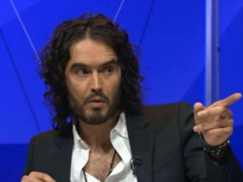 Russell Brand ripped Nigel Farage to shreds on Question Time last night