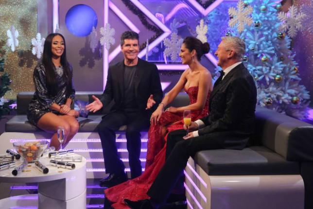 X Factor judges, X Factor final, X Factor 2014, Xtra Factor