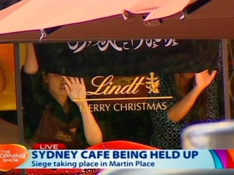 Sydney in lockdown as DJ reveals hostage called him during siege