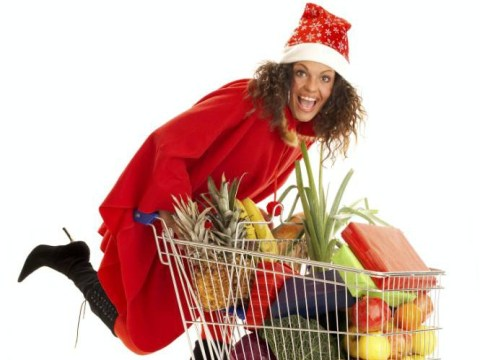 20 things that happen on every Christmas food shop