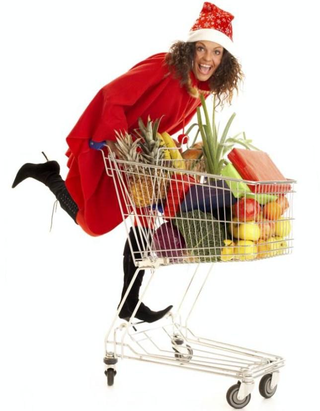 Let us shop (Picture: Getty images)