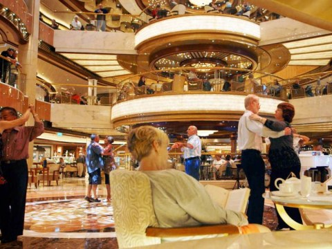 Pensioners told 'take condoms' after cruise ships swept with STDs