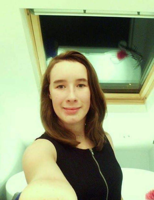 Lizzie Lowe, 14, who was found hanged at Fletcher Moss Park in Didsbury... Pic from MEN Syndication.. .. Mitchell Henry House.. Hollinwood Avenue.. Chadderton.. Oldham.. OL9 8EF.. syndication@men-news.co.uk