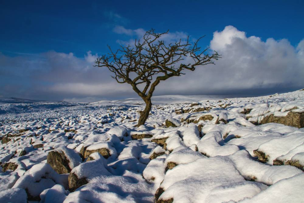 Dramatic December weather prompts surge in photography entries into the Velux Lovers of Light competition
