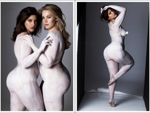 Curves: Photographer celebrates the beauty of women of all shapes and sizes in new book
