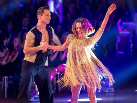 Caroline Flack says dancing helped heal her broken heart