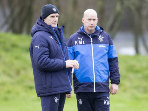 Ally McCoist's woeful management has left Kenny McDowell and Glasgow Rangers in dire straights