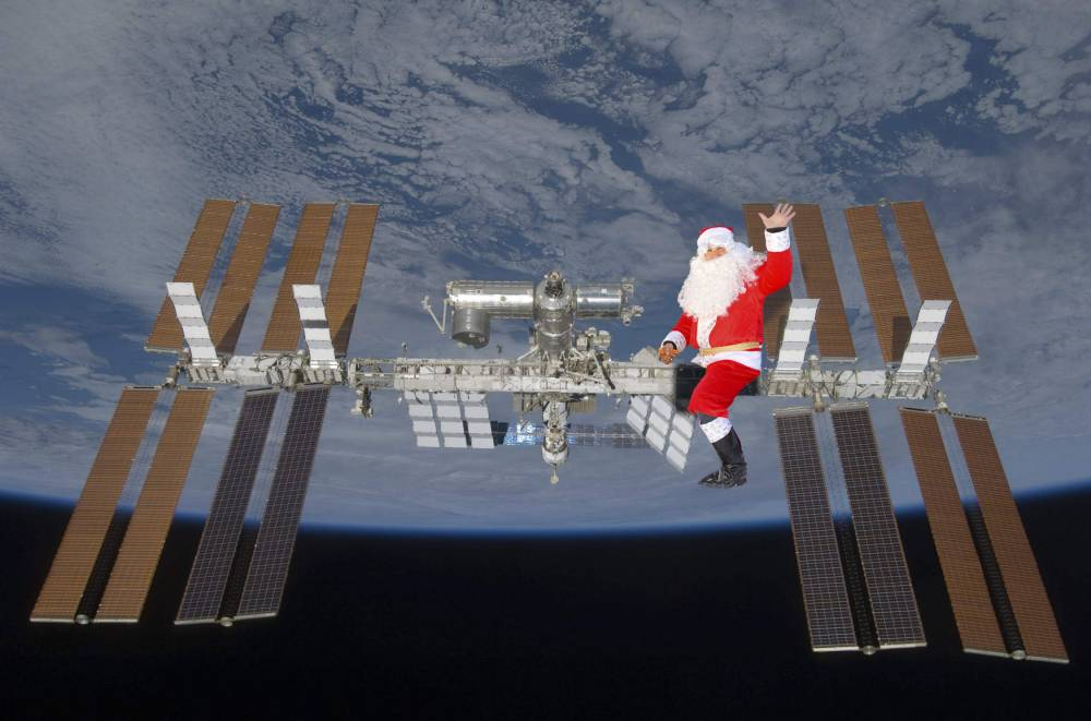 The ISS - Movies - Digital Images of the Sky