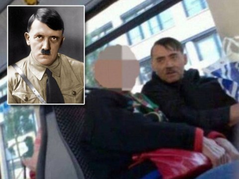 Man claims to be Adolf Hitler's reincarnation, earns £60 a time posing with tourists for holiday snaps