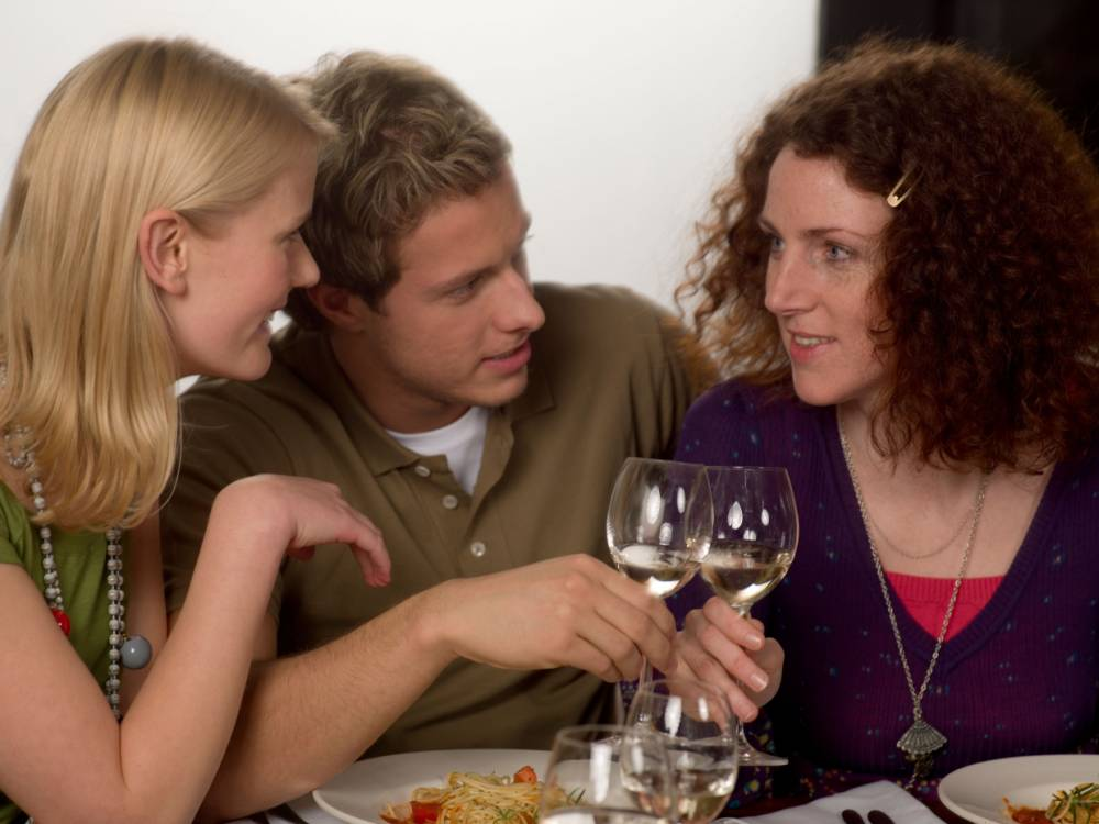 Why you should beware of the friendly ex