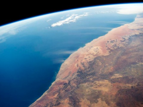 Out in space: Year 2014 in pictures as observed from the International Space Station