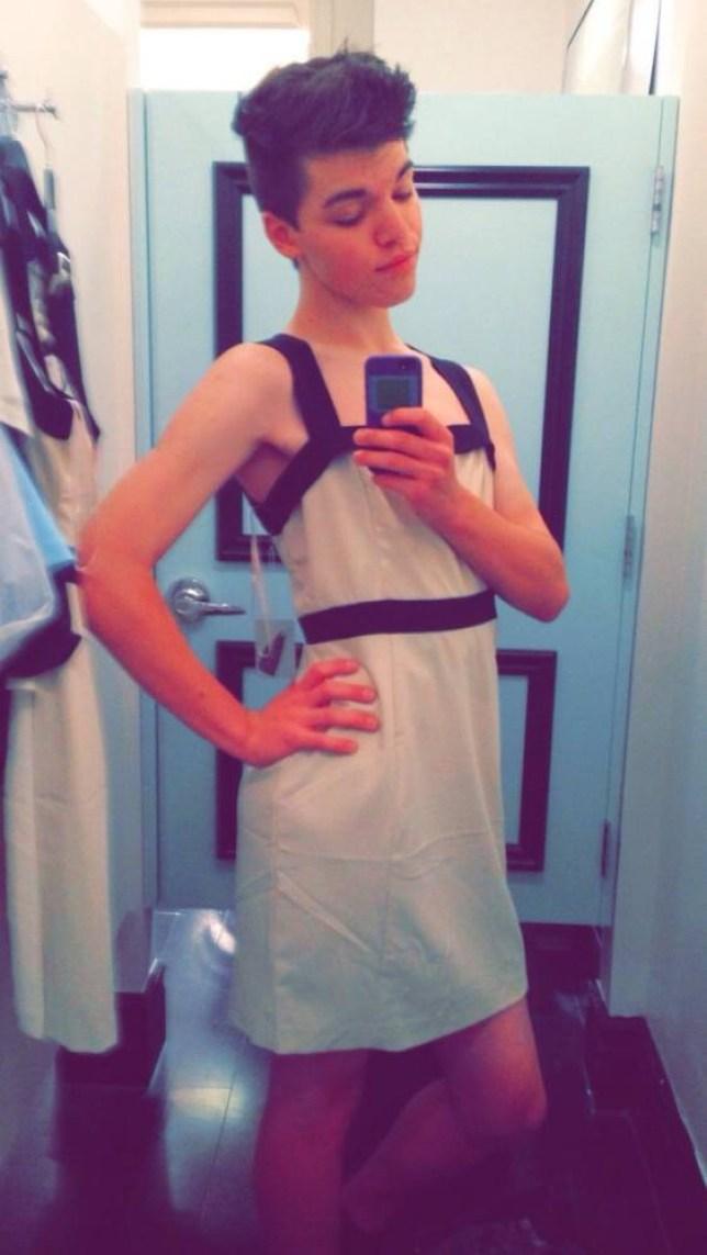 Leelah Alcorn - transgender death.