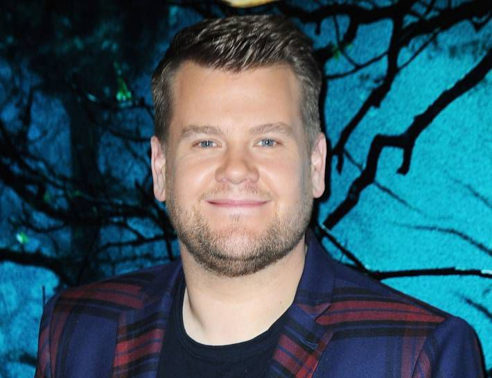 "James Corden attends a photocall for ""Into The Woods"" at Corinthia Hotel London on December 12, 2014 in London, England. (Photo by Dave J Hogan/Getty Images)"