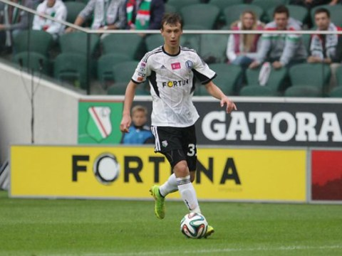 Arsenal have opening bid for 16-year-old Legia Warsaw midfielder Krystian Bielik rejected